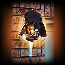 Porch Light Cover - Darth Vader