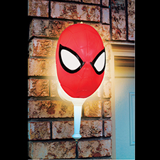 Spider Man Porch Light Cover