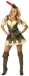 Racy Robin Hood - Halloween Costumes