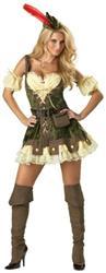 Racy Robin Hood - Halloween Costumes
