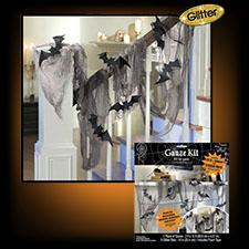 Glitter Bat and Gauze Kit