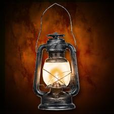 Lantern Lights Up