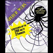 Giant Spider Webs