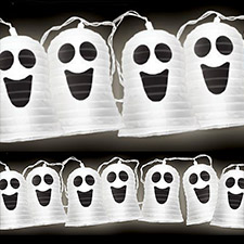 Ghost Paper Lanterns