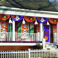 Halloween Outdoor Decorating Kit - Halloween Decorations
