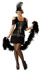 Fabulous Flapper - Halloween Costumes