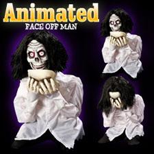 Face Off Man