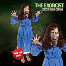 Exorcist Regan Costume