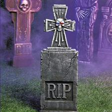 R.I.P. Tombstone - Halloween Decorations
