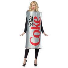 Coca Cola Diet Coke Can