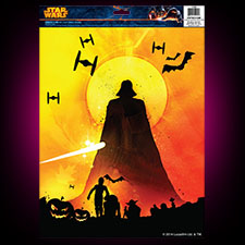 Star Wars Window Cling  - Darth Vader