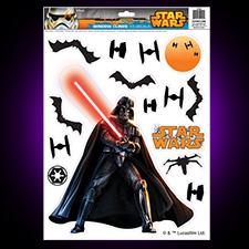 Star Wars Window Clings Storm trooper and Boba Fett