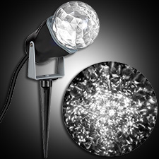 Outdoor Spot Light with Strobe Effect