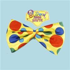Jumbo Clown Foam Bowtie
