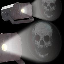 Indoor Spector Projector with Sound