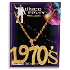 Disco Fever - 1970's Necklace
