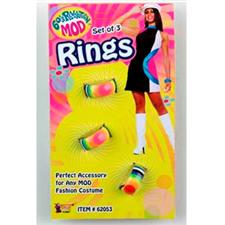 Mod Rings (set of 3)