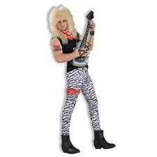 80's Zebra Pants