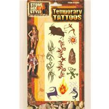 "Stone Age Tattoos 6""x9"""