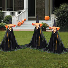 Witchly Group - Halloween Decorations