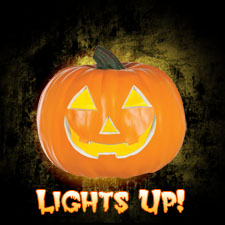 Jack O Lantern - Light Up