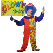 Clown Boy
