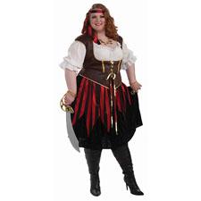 Pirate Lady - XXXL
