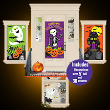 Halloween Decorations Wall Decorations