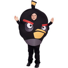 Angry Birds - Black Bird Child
