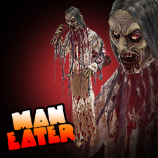 Man Eater Prop