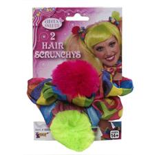 Circus Sweetie Scrunchy Set