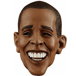 Barack Obama Deluxe Mask