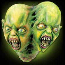 Biohazard Zombie 2 Headed Prop