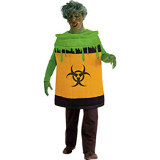 Biohazard Toxic Waste Container