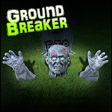 Zombie Ground Breaker