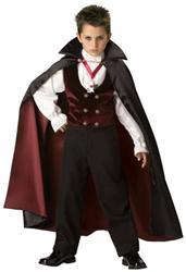 Gothic Vampire - Halloween Costumes