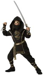 Ninja Warrior - Halloween Costumes