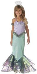 Magical Mermaid - Halloween Costumes