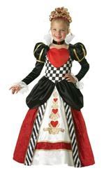 Queen of Hearts - Halloween Costumes