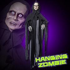 Hanging Zombie