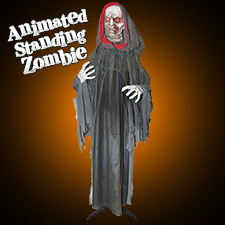 Animated Standing Zombie