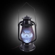 Hidden Ghost Face Lantern