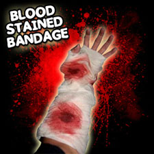 Bloody Arm Bandage