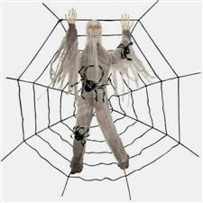Lifesize Hanging Spider Prey