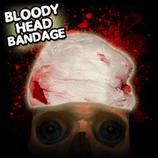 Bloody Head Bandage