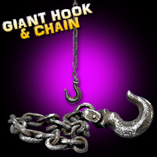 Giant Hook Chain