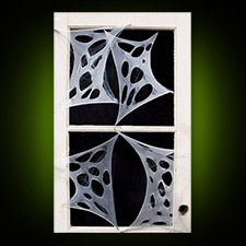 Stretchy Spiderweb - 4pcs