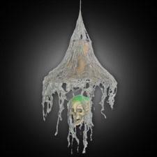 Rotten Skull Lamp