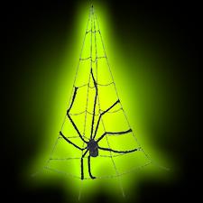 Corner Spiderweb w/Spider