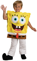 SPONGEBOB - Halloween Costumes